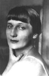Anna Andreevna Achmatova  (1889-1966)