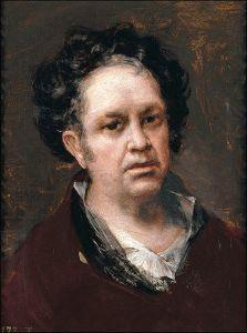 446px-Autorretrato_Goya_1815