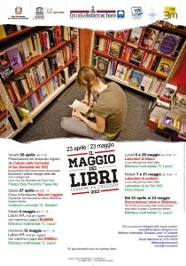 Il Maggio dei libri_Manifesto