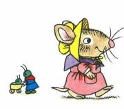 Illustrazione di Richard Scarry