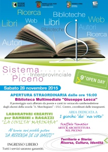 locandina open day definitiva