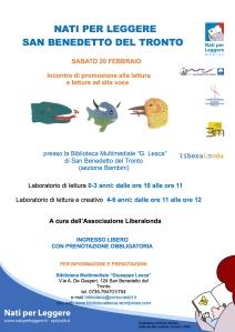 Locandina - 20.02.16 NpL Liberalonda
