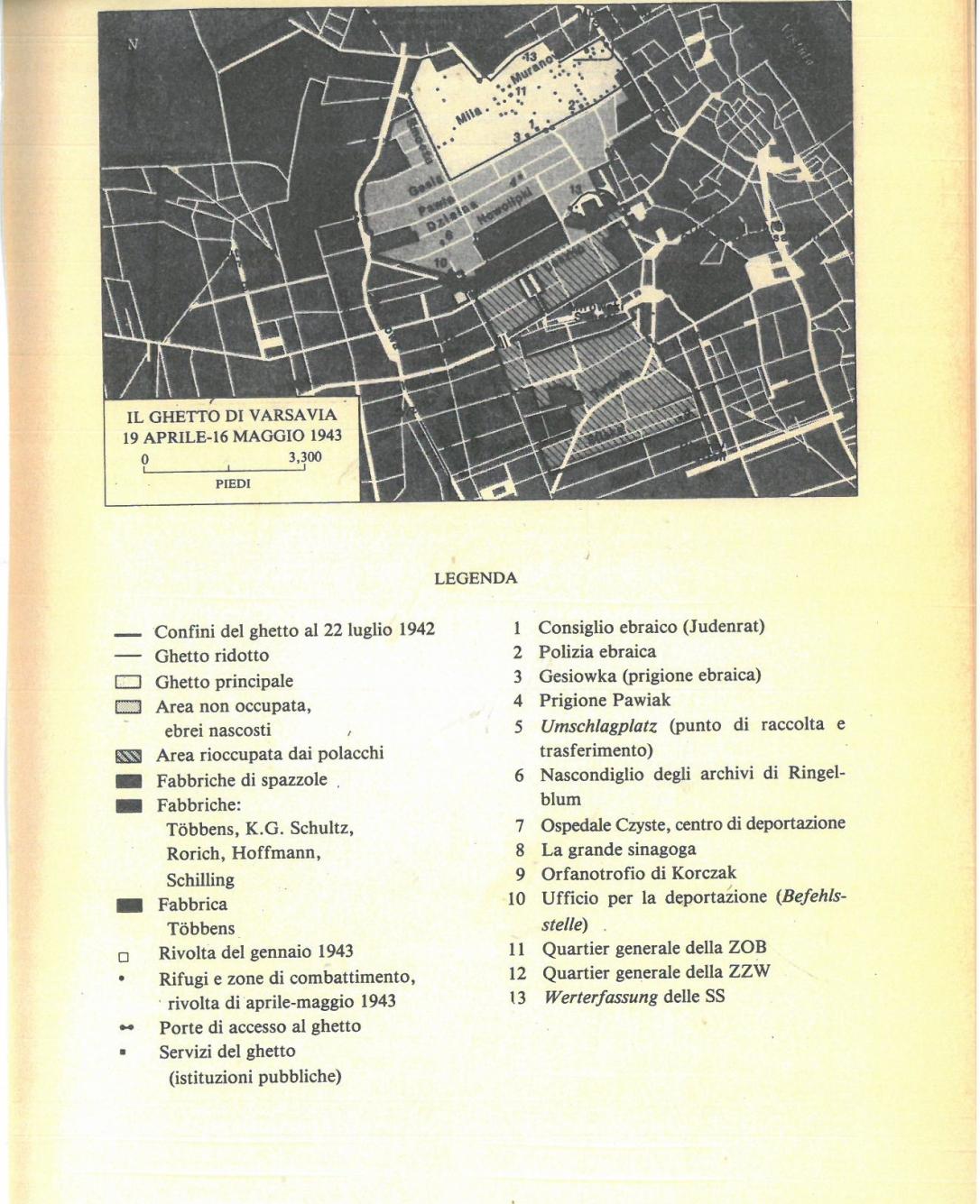 Ghetto Varsavia
