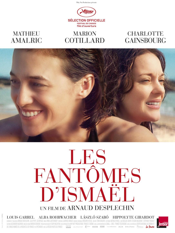 Les-fantomes-dIsmael-2017-Arnaud-Desplechin-poster